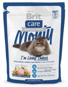 Brit Care Cat Monty I'm Living Indoor Chicken & Rice 400g