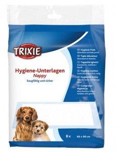 Trixie Maty Podkłady higieniczne do nauki czystości dla szczeniąt 60x90cm 8szt TX-23413