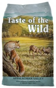 Taste of the Wild Appalachian Valley Small 6kg