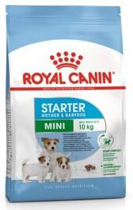 Royal Canin Mini Starter Mother & Babydog 8,5kg