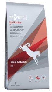 Trovet RID Renal & Oxalate dla psa 3kg