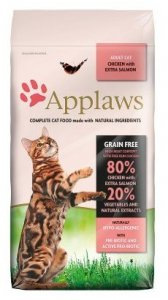 Applaws Cat Adult Chicken and Salmon 2kg