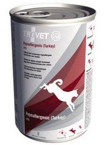 Trovet TPD Hypoallergenic Indyk dla psa puszka 400g