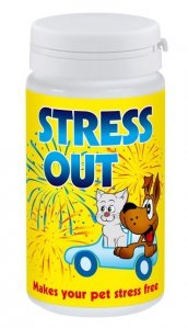DermaPharm Stress Out dla psa 60 tabletek
