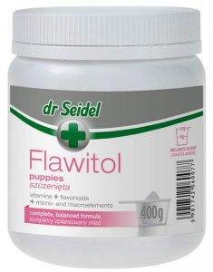 Dr Seidel Flawitol dla szczeniąt - proszek 400g