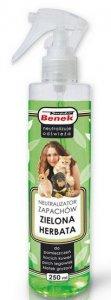 Certech Benek Neutralizator Spray - Zielona herbata 250ml