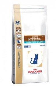 ROYAL CANIN CAT Gastro Intestinal Moderate Calorie 400g