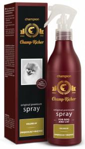 Champ-Richer Champion Spray zwiększający objętość dla psa i kota 250ml