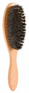 Trixie Szczotka drewniana z naturalnym włosiem 5x21cm [2327]