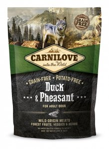 Carnilove Duck and Pheasant Adult 1,5kg