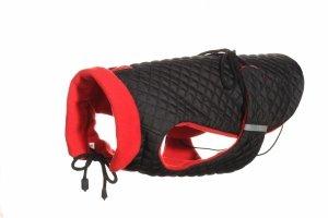 ANIMAL DESIGN Derka DP czarno-czerwona rozmiar 10 50cm