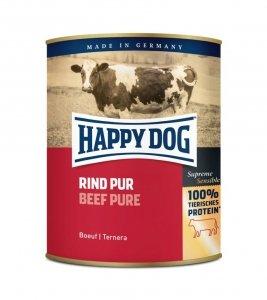 Happy Dog Rind Puszka 100% Wołowina 800g
