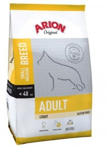 Arion Original Light  Small & Medium Breed 3kg