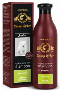 Champ-Richer Champion Szampon dla szczeniąt o sierści białej i jasnej 250ml