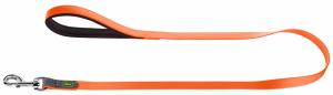 Hunter Smycz dla psa Convenience pomarańczowa  2/120cm