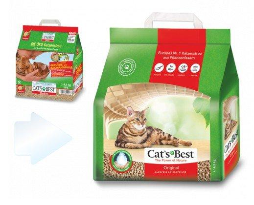 Cat's Best Eco Plus 40L / 17,2kg