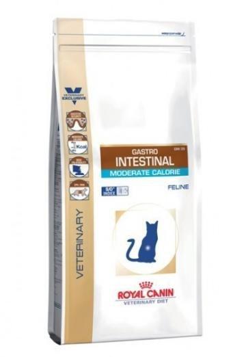 ROYAL CANIN CAT Gastro Intestinal Moderate Calorie 400 g