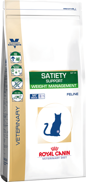ROYAL CANIN CAT Satiety Support Weight Management 1,5 kg