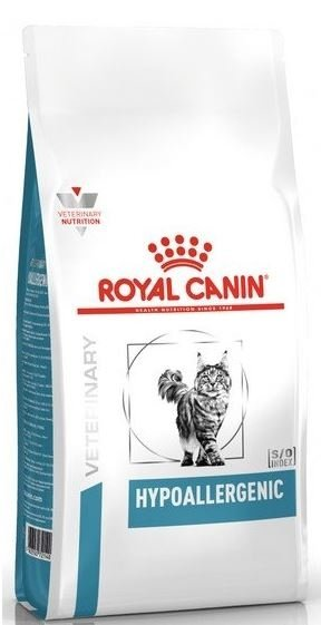 ROYAL CANIN CAT Hypoallergenic 4,5kg