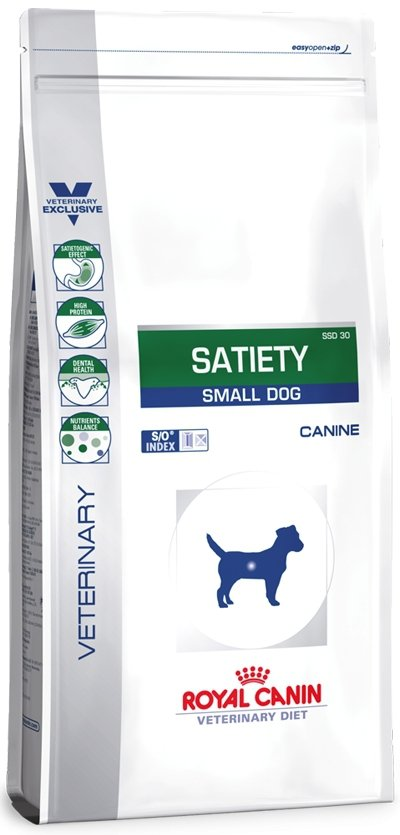ROYAL CANIN Satiety Small Dog Canine 1,5 kg