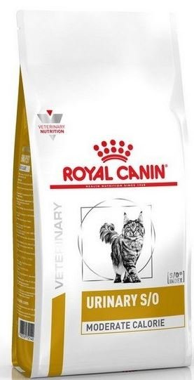 ROYAL CANIN CAT Urinary S/O Moderate Calorie 9kg