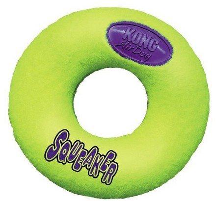 Kong Airdog Squeaker Donut Large 16cm [ASD1]