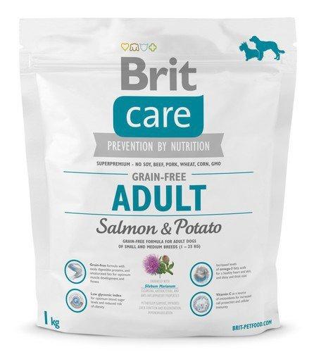 Brit Care Adult Salmon and Potato 1kg