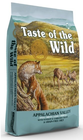 Taste of the Wild Appalachian Valley Small 2kg