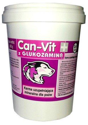 Calcium (Can-Vit) fioletowy - proszek 400g