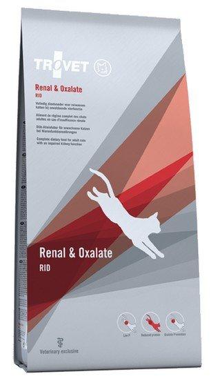 Trovet RID Renal & Oxalate dla kota 500g