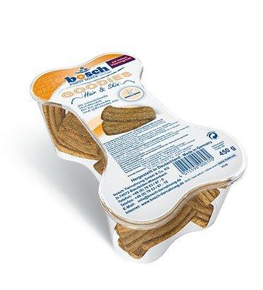 Bosch Finest Snack Goodies Hair & Skin pojemnik 450g