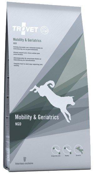 Trovet MGD Mobility & Geriatrics dla psa 2,5kg