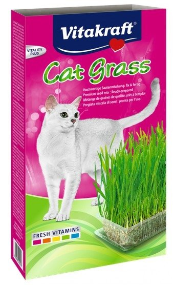 Vitakraft Cat-Grass Trawa dla kota 120g