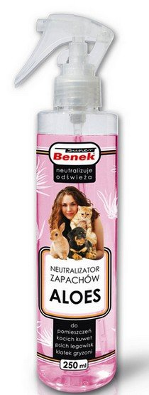 Certech Benek Neutralizator Spray - Aloes 250ml