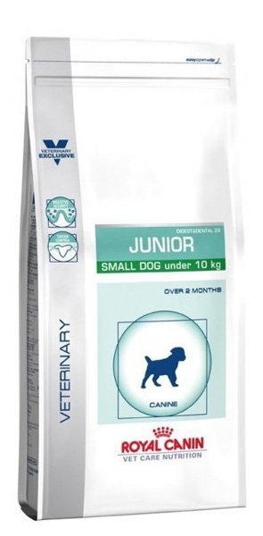 ROYAL CANIN Junior Small Dog Pediatric 4kg