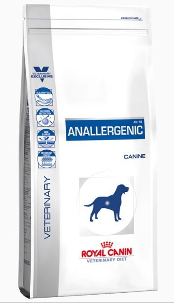 ROYAL CANIN Anallergenic Canine 3kg