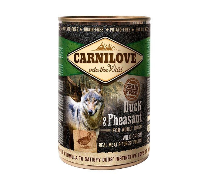 Carnilove Duck and Pheasant Adult 400g