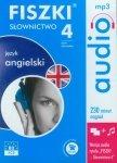 FISZKI audio Język angielski Słownictwo 4