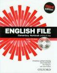 English File Elementary Workbook without key + CD-ROM