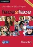 face2face Elementary Class Audio 3CD