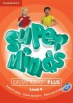 Super Minds 4 Presentation Plus DVD