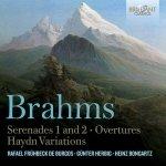Brahms: Serenades 1 & 2 / Overtures