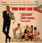 John Barry - You Only Live Twice (Original Motion Picture Soundtrack)