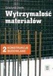 Konstrukcje budow cz.2 Wytrzymałość... WSiP