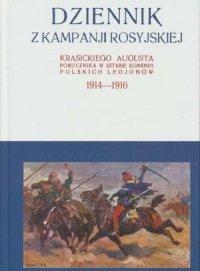 Dziennik z kampanji rosyjskiej Krasickiego Augusta 1914-1916 Tom 2 / Krasicki I.St.