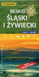 Beskid Śląski i Żywiecki Mapa turystyczna 1:50 000 wodoodporna