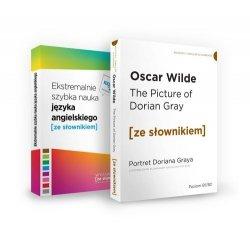Pakiet The Picture of Dorian Gray i Ekstremalnie szybka nauka języka angielskiego
