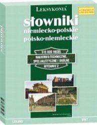 Słowniki niemiecko-polskie i polsko-niemieckie, naukowo-techniczne i ogólne