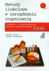 Metody ilościowe w zarządzaniu organizacją z płytą CD