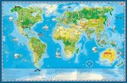 Mapa dwustronna Świata Młodego Odkrywcy